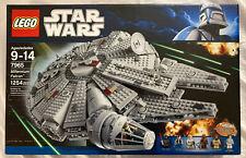 LEGO 7965: STAR WARS Millennium Falcon (9-14) | 1254 Pieces (New/Unopened)