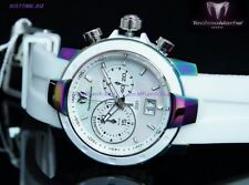 New TechnoMarine Men's TM-615018 UF6 Swiss Ronda 5020.B Quartz Movt Men's Watch