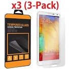 Premium Tempered Glass Screen Protector Film for Samsung Galaxy Note 3 N9000