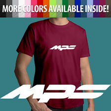 Mazda Motor MPS Mazdaspeed 3 6 Protege RX7 RX8 Auto Cars Mens Unisex Tee T-Shirt