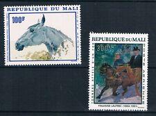 B0859 - MALI - Timbres Poste Aérienne  N° 51 et 52 Neufs**