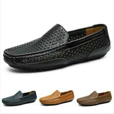 Casuals Shoes Men Flats Comfort Driving Moccasins Fashion Slip On Loafer Trail