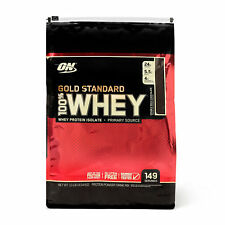 Optimum Nutrition ON 100% Whey Protein Gold Standard Double Rich Chocolate 10 lb
