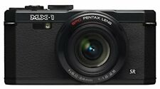 Pentax Digital Camera Pentax Mx-1 Classic Black 1 / 1.7 Inch Large Cmos Sensor F