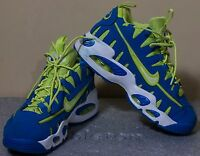 NIKE AIR MAX NM SOAR CYBER WHITE 432031-403 KIDS SIZE 4Y