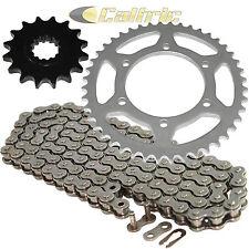 Drive Chain & Sprockets Kit Fits YAMAHA FZ-1 FZ1 2001 2002 2003 2004 2005