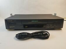 Panasonic AG-1340 VCR Super Drive Professional Player/Recorder - TESTED, WORKING