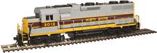 Atlas 10002407 HO North Shore GP38 Low Nose Locomotive Gold Series #2004