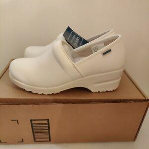 Cherokee Women's Harmony Workwear Memory Foam Nursing White Shoe Sz 7M