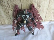 Mcfarlane Spawn figure Costume with Wing Like Cape Ultra Action Figure