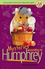 Humphrey #8: Mysteries According to Humphrey by Betty G. Birney c2013 NEW PB