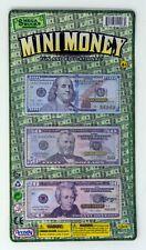 90-pc Megabucks Toy Play Money USD $100/$50/$20