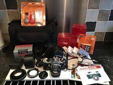 Pentax ME Super 35 mm SLR Fotocamera Pellicola con Kit Obiettivo 50 mm
