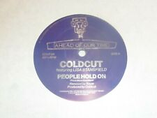 COLDCUT LISA STANSFIELD PEOPLE HOLD ON BLAZE MIX 12'' VINYL 1989