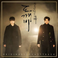 The Lonely and Great God O.S.T PACK 1 2016 Korean TVN Drama 2CD+Foto Buch Goblin