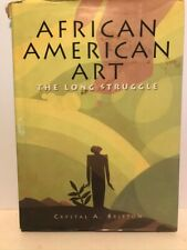 African American Art The Long Struggle Crystal A Britton Nr Free Shipping