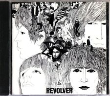 THE BEATLES- Revolver 1966 Album CD Reissue (Eleanor Rigby/Yellow Submarine etc)