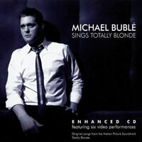 MICHAEL BUBLE sings totally blonde (CD album, enhanced) swing, contemporary jazz