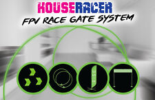 RISE Vusion Houseracer FPV Racing Quad Drone RACE GATE SYSTEM INDOOR OUTDOOR RIS