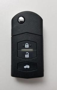 Mazda complete remote key Mazda 2 Mazda 3 CX-7 CX-9 SKE-126 ID63