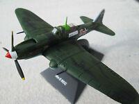 Ilyuschin IL-2 Sturmovik / Avion Metallmodell ca.1:100 CCCP Russisches Flugzeug