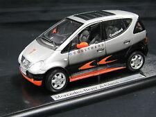 """Maisto Mercedes-Benz A-Class 1:18 """"Coulthard"""" (JS)"""