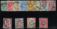 GB Edward Jubilee Set, Used - Lot 080315