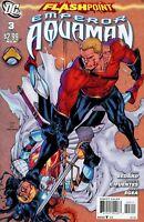 Flashpoint: Emperor Aquaman #3 (of 3) Comic Book - DC