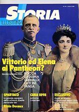 STORIA ILLUSTRATA # Mensile - N.272 # Luglio 1980 A. Mondadori Editore