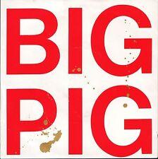 "BIG PIG hungry town/boy wonder AM 409 uk a&m 1987 7"" PS EX/VG+"