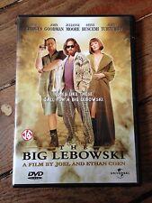 the big lebowski DVD a film by joel and ethan coen jeff bridges john goodman