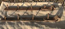 Antique Strap Hinges For A Barn Door Hand Forged Rustic Primitive Hinges