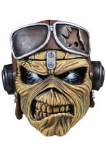 Trick Or Treat Iron Maiden Aces High Eddie Mask Halloween Costume TTGM125