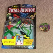 Green Arrow Connor Hawke Action Figure Total Justice figure/magnet