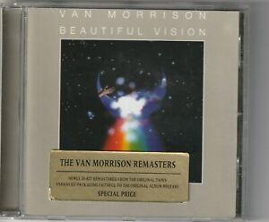 Van Morrison - Beautiful Vision  (Exile 1982, remastered 1998)