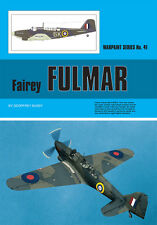 Fairey Fulmar, British WW2 navy fighter (Warpaint No 41)