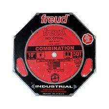 Freud LU84R011 Industrial 10-inch 50T ATB Combination Heavy Duty Saw Blade