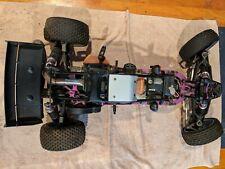 1/5  Gas, Petrol Buggy 1/5 Scale RTR KM HPI Baja 5B