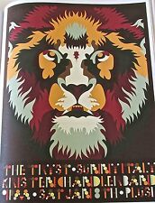 The Tryst Band Music Concert Poster Reprint for Gig in Tucson Az 2010  14x10