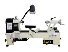 "Shop Fox Benchtop Wood Lathe 12"" x 15"" 3/4 HP EVS Drive 500-3800 RPM W1836 New"