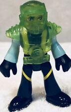 Alien Mini Figure Green Space Hat Play Toy Man 2.5�