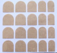 Snake Skin Nail Stickers File Full Cover Decals Foils Art Tips Animal Pattern