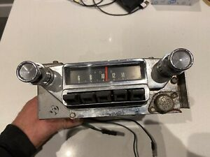 Original Ford Mustang 1965 Radio, Tested And Working.