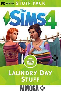 Die Sims 4 - Waschtag-Accessoires (DLC) - PC EA Origin Spiel Code - Worldwide