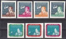 Paraguay Nr. 979-985** Alan B, Shepard - Der erste amerikanische Astronaut