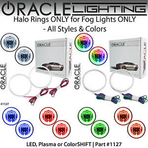 ORACLE Halo Rings Kit for Fog Lights for 06-14 Ford F150 Mark LT *All Colors