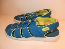 RYKA TEAL SANDALS MISTY SHOES  SIZE 5.5 M LADIES