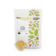 Organic Triphala Powder 500g | Buy Whole Foods Online | Free UK P&P
