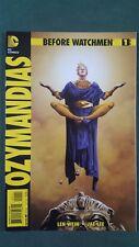 BEFORE WATCHMEN OZYMANDIAS #1 DC NEW 52 *CB12