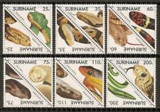 Surinam / Suriname 1991 Slangen snake schlange serpent MNH